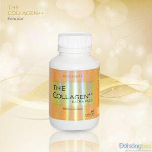 Viên uống đẹp da The Collagen++ Extra Plus