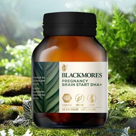 DHA u blackmores pregnancy brain start dha